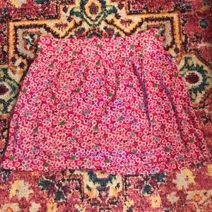 Floral Old Navy Skirt Size M